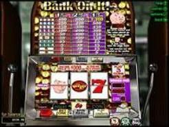 Bank on it Slots